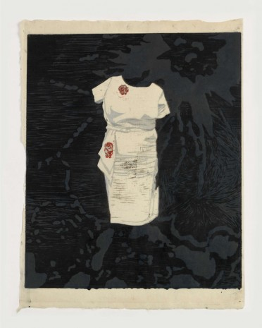 Mamma Andersson, Dress, 2015, Stephen Friedman Gallery
