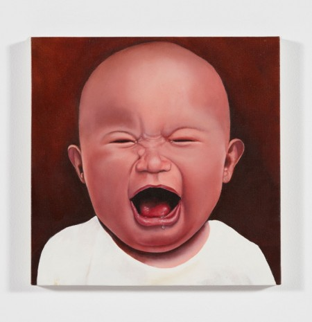 Sally Webster, Crybaby, 2010, Luhring Augustine