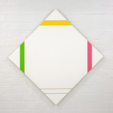 Ian Scott, White Light, 2010, Michael Lett