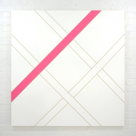 Ian Scott, Lattice No. 244 (Last Lattice), 2013, Michael Lett