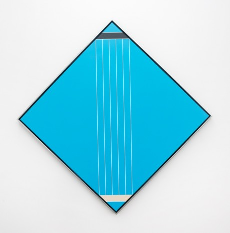 Ian Scott, Lattice No. 225, 2011, Michael Lett