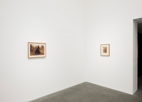 Ana Mendieta Alison Jacques Gallery