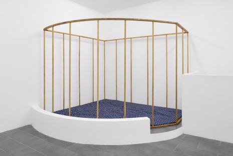 Anna-Sophie Berger, The Nest Is Served, 2017, Galerie Emanuel Layr