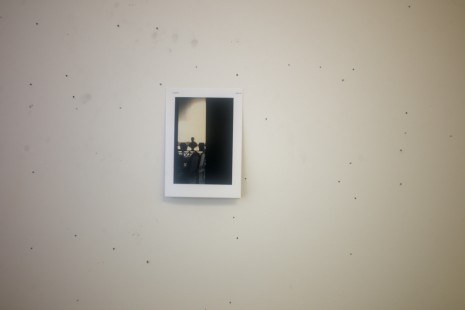 Sally Mann, Remembered Light, Untitled (Solitary Print on Wall), 2012, Gagosian