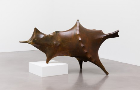 Georg Herold, Brown Betelgeuze , 1989 , Petzel Gallery