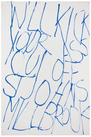 Philippe Vandenberg, No title, ca. 2009, Hauser & Wirth