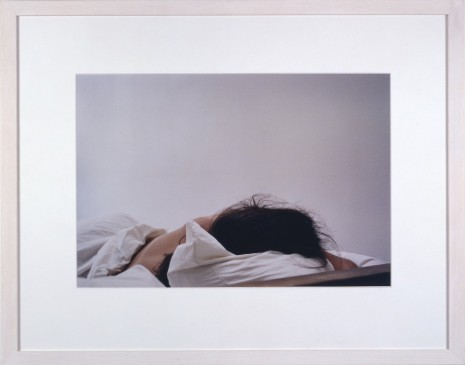 Troy Brauntuch, Untitled (Anne Sleeping), 1997, Mai 36 Galerie