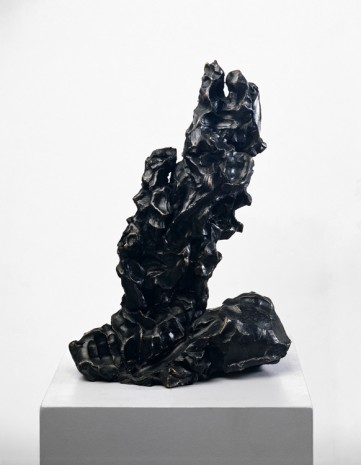 Per Kirkeby, Kopf ohne Arm II (Head Without Arm II), 1985, Michael Werner