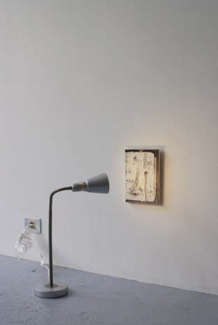 William Pope.L, Winter, 2008, Galerie Catherine Bastide