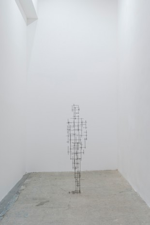 Antony Gormley, SCAFFOLD IV, 2017, Galleria Continua