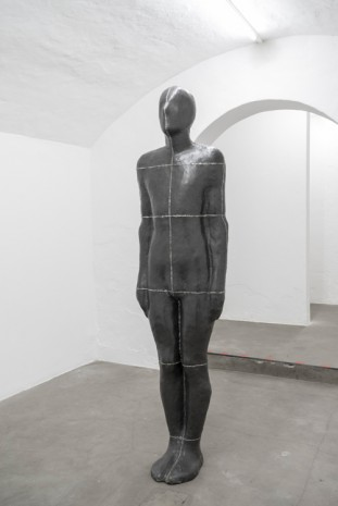 Antony Gormley, INTO THE LIGHT, 1986‐87, Galleria Continua