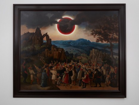 Laurent Grasso, Studies into the past, , Sean Kelly