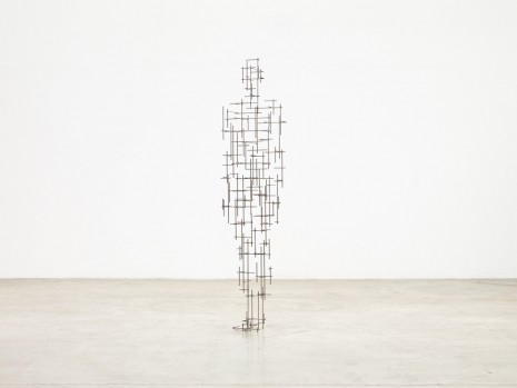 Antony Gormley, SCAFFOLD III, 2017, Sean Kelly