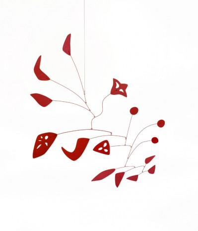 Alexander Calder, Red Flowers, 1954, Hauser & Wirth