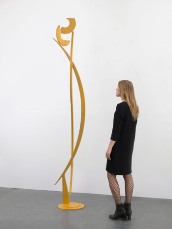 David Smith, Lunar Arcs on One Leg, 1956 – 1960, Hauser & Wirth