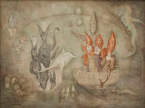Leonora Carrington, [Title unknown], 1963, White Cube