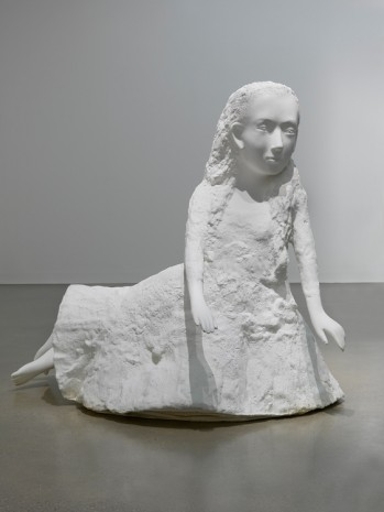 Kiki Smith, Seer (Alice I), 2005, White Cube