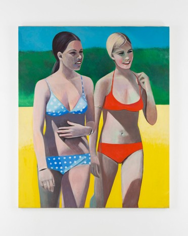 Sue Dunkley, Bikini Nudes, c. 1971, Alison Jacques Gallery