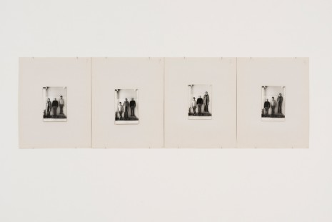 Guy Mees, Portretten (Portraits), 1971-1972, David Zwirner