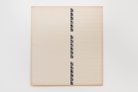 Guy Mees, Portretten (Portraits), 1970, David Zwirner