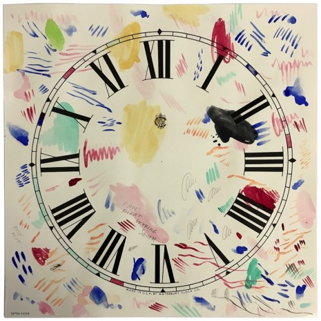 Amanda Ross-Ho, Untitled Timepiece, 2016      , The Approach