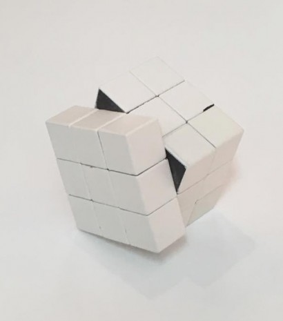 Joao Felino, Magic Cube, 2013, Cristina Guerra Contemporary Art