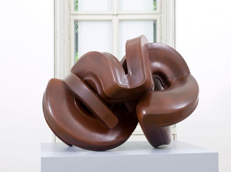 Tony Cragg, Turning Point, 2011, Marian Goodman Gallery