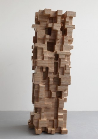 Tony Cragg, Chip, 2011, Marian Goodman Gallery