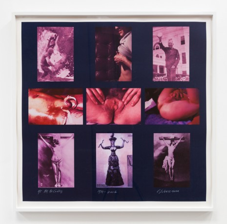 Carolee Schneemann, Ask the Goddess, 1988/2008 , Venus Over Manhattan