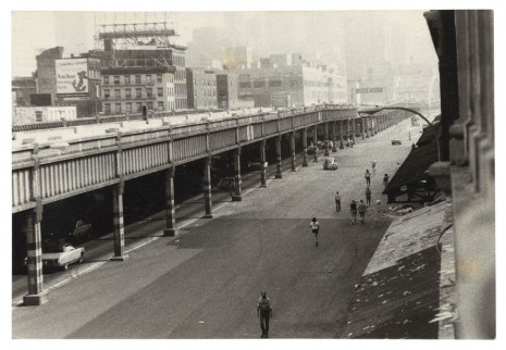 Alvin Baltrop, West Side Highway and pier façade, n.d. (1975-1986) , Galerie Buchholz