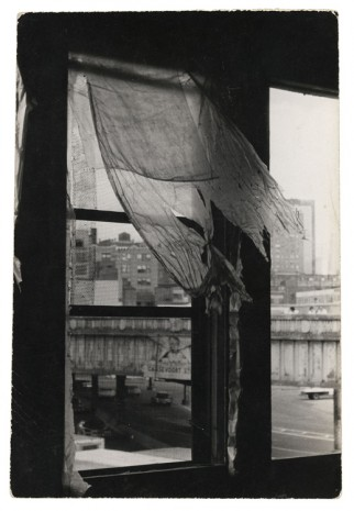 Alvin Baltrop, The Piers (open window), n.d. (1975-1986) , Galerie Buchholz