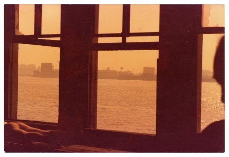 Alvin Baltrop, The Piers (Hudson River through window), n.d. (1975-1986) , Galerie Buchholz