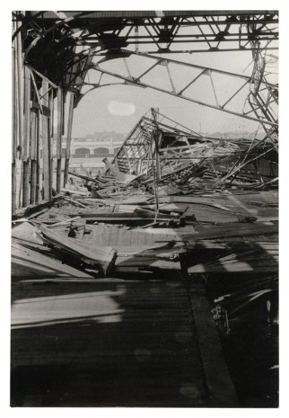 Alvin Baltrop, The Piers (wreckage), n.d. (1975-1986) , Galerie Buchholz