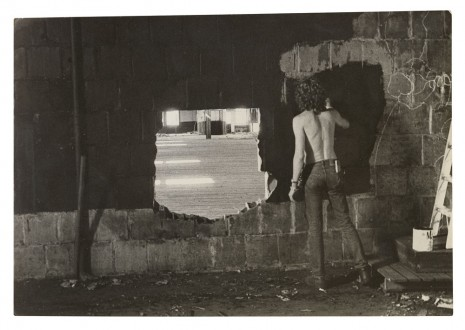 Alvin Baltrop, The Piers (Tava from back), n.d. (1975-1986), Galerie Buchholz