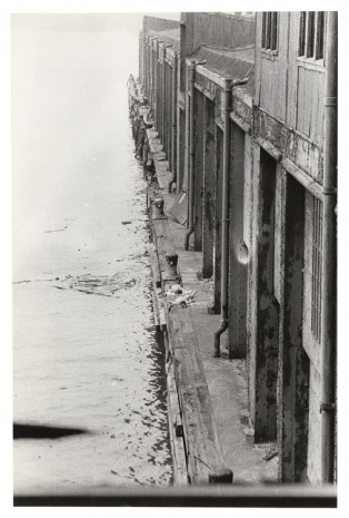 Alvin Baltrop, The Piers (two people sunbathing), n.d. (1975-1986) , Galerie Buchholz