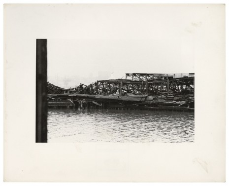 Alvin Baltrop, The Piers (collapsed architecture), n.d. (1975-1986), Galerie Buchholz