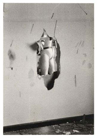Alvin Baltrop, The Piers (hole in the wall), n.d. (1975-1986), Galerie Buchholz