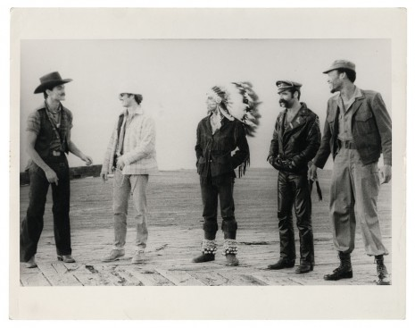 Alvin Baltrop, The Piers (Village People), n.d. (1975-1986) , Galerie Buchholz