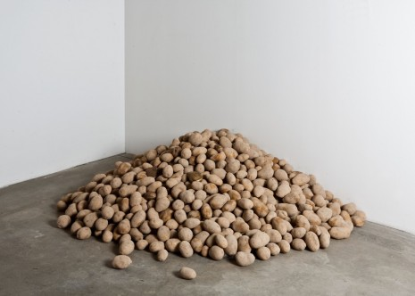 Giuseppe Penone, Patate (Potatoes), 1977, Hauser & Wirth