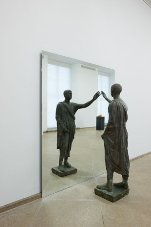 Michelangelo Pistoletto, L'Etrusco  (The Etruscan), 1976, Hauser & Wirth