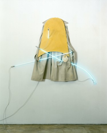 Mario Merz, Impermeabile (Raincoat) , 1966, Hauser & Wirth