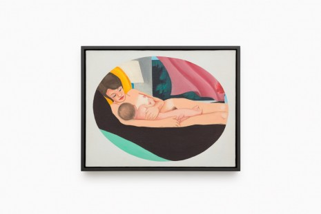 Tom Wesselmann, Study for Barbara and Baby, 1979, Almine Rech Gallery