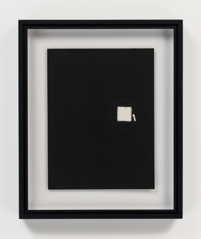 Mira Schendel, Untitled (from the series Little Stubs / Toquinhos), 1972, Hauser & Wirth
