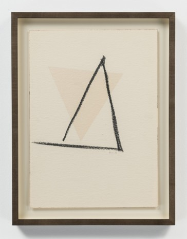 Mira Schendel, Untitled (from the series Watercolors/Aquarelas), 1983 , Hauser & Wirth
