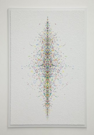 Tom Friedman, Untitled (bscsb), 2012, Luhring Augustine