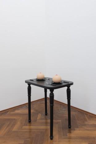 Jana Želibská, Pudding for Two, 2016, Gandy gallery