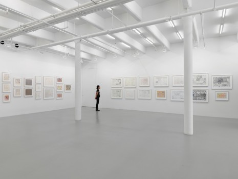 Stanley Whitney Lisson Gallery