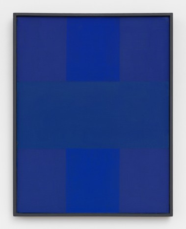 Ad Reinhardt, Abstract Painting, Blue, 1952 , David Zwirner
