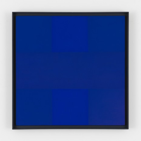 Ad Reinhardt, Abstract Painting, Blue, 1953 , David Zwirner