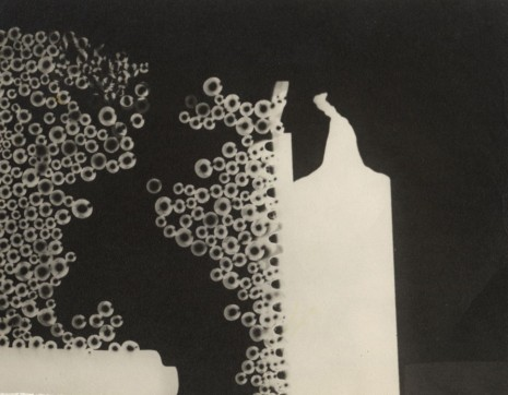 Man Ray, Untitled (Photogram), 1963 - 1964, Galerie Krinzinger